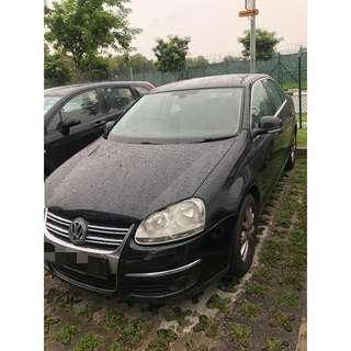 Volkswagen Jetta for rental from $440/week
