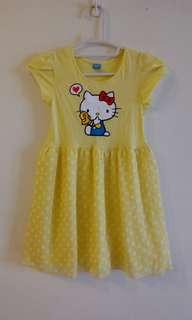 女童  Kitty 洋裝