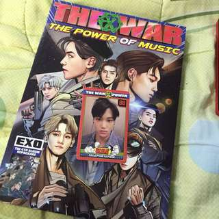 EXO THE POWER OF MUSIC ALBUM