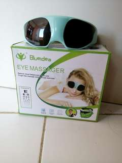 Eye Massager (Pijat mata minus)