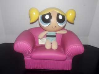Power puff doll