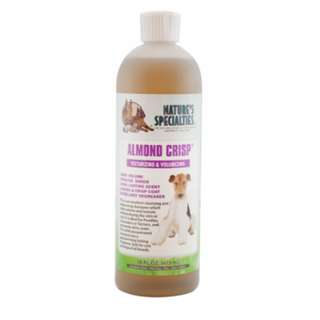 NATURE'S SPECIALTIES - ALMOND CRISP SHAMPOO
