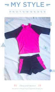 KID's RASH GUARD