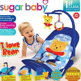 Bouncher sugar baby infant