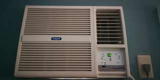 Inverter Window Type Aircon 1.5HP