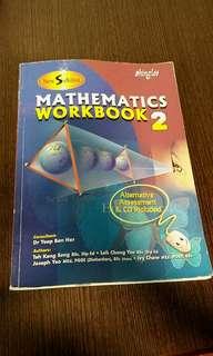 New Syllabus Mathematics Workbook 2 (shinglee)