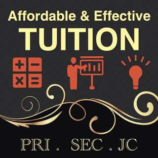 Primary Secondary Tuition