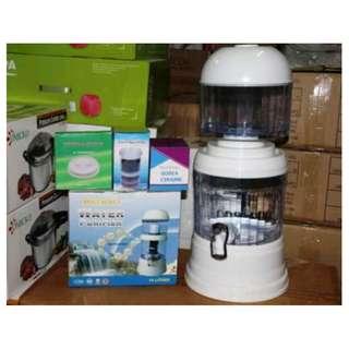 Water Purifier Bio Energi Penyaringan Air 15 Liter Like Pureit