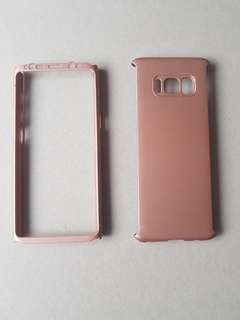 Samsung s8 case holder cover screenprotector phone accessory