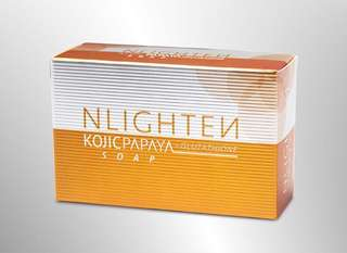 Kojic Papaya with Glutathione Soap