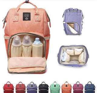 Baby bag diaper bag travelling baby bag