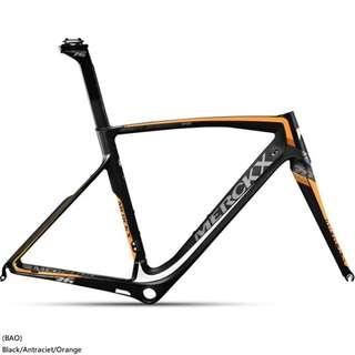 Eddy Merckx San Remo 76 Carbon Road Frameset Size L