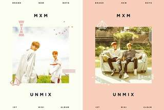 [PREORDER] MXM  Mini Album Vol. 1 -  Unmix