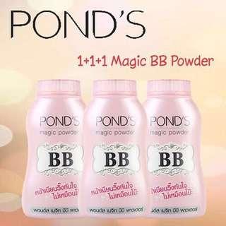 FREE MAIL Pond's Magic BB Powder