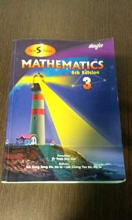 New Syllabus Mathematics 6th edition (shinglee)