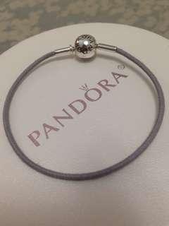 Pandora Essence Collection Grey Bracelet