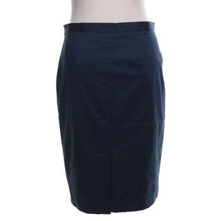 Authentic MOSCHINO Skirt Navy blue