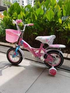 """Kids Bicycle 12"""" to 18"""" bmx"""