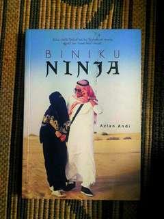 MALAY NOVEL BINIKU NINJA BY AZLAN ANDI