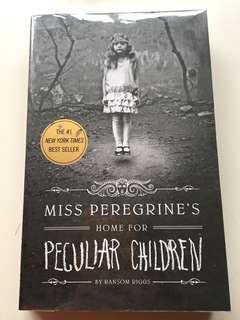 Miss Peregrine's Home for Peculiar Children by Ramsom Riggs