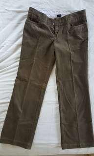 GAP Corduroy long pants