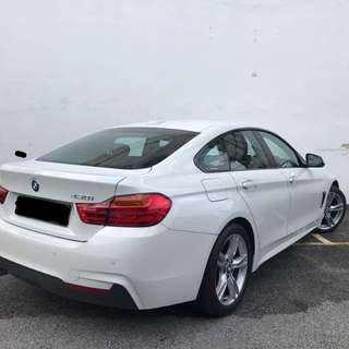 SAMBUNG BAYAR BMW 430i COUPE M SPORT