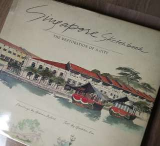 Book- Historical Singapore sketches
