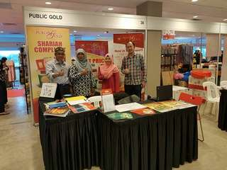 Join us at Public Gold road show at F! Pit near Singapore Flyer