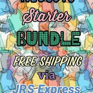30pcs. Assorted Tees & Shorts FREE SHIPPING