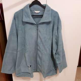 Plus size XL Blue Jacket