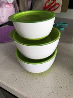 OXO bowls