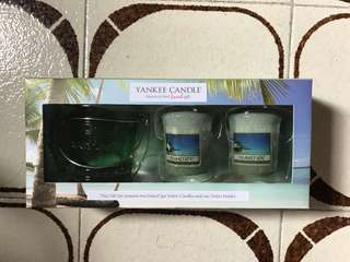 Yankee Candle Island Spa Gift Set
