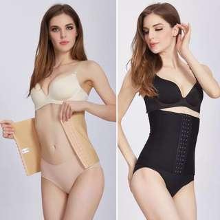 🌟Instock 🌟16 Tulang waist body shaper/ slimming corset/ girdle/ bengkung ala sajat