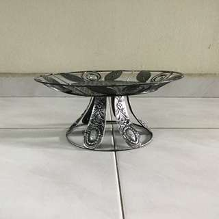 Metal basket or stand tray