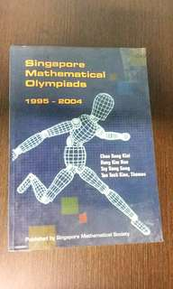 Singapore Mathematical Olympiad past year questions 1995-2004