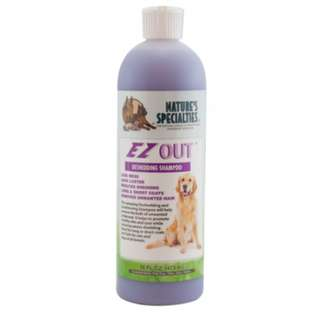 NATURE'S SPECIALTIES - EZ OUT SHAMPOO
