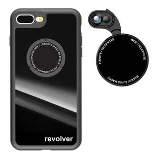 Ztylus Innovation - Revolver M series 6合1鏡頭電話套 IPhone 7/8 Plus