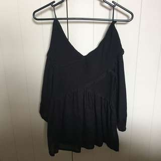 Brand new Glassons Bardot top