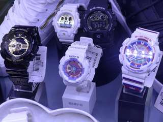 Limited Cambodia Edition G-shock watches