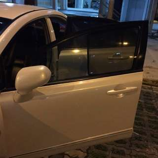 SNAPZ Honda Civic FD Magnetic Carshade