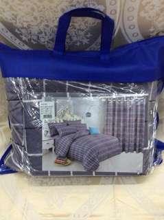5in1 bedsheet with comforter