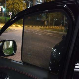 SNAPZ Magnetic Carshades
