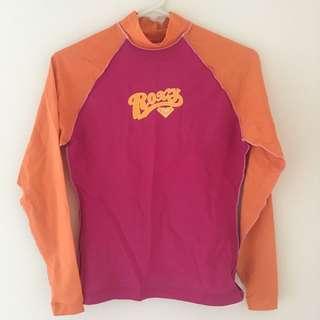 ROXY Long Sleeve Rash Vest