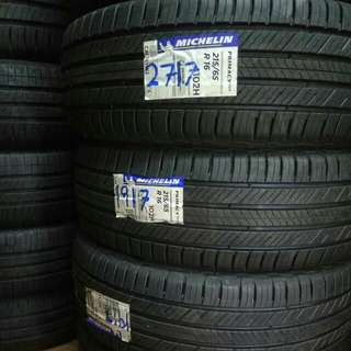 Michelin primacy SUV 215/65/16