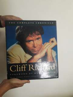 Vintage cliff richard autobiography