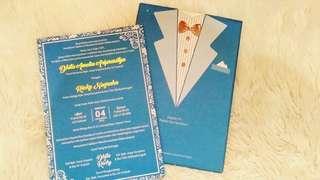 Undangan pernikahan depok 01