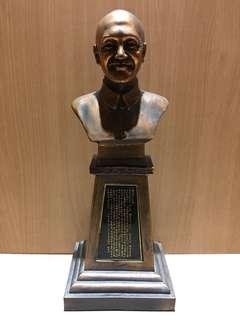總統蔣公銅像 早期蔣公銅像 蔣公銅像 拍戲道具 造型背景 裝置藝術