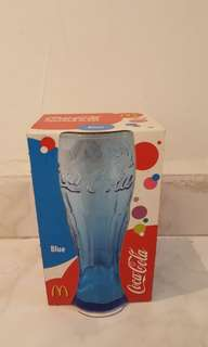 Coca Cola Contour Glass