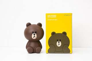 Line 熊大 空氣清機