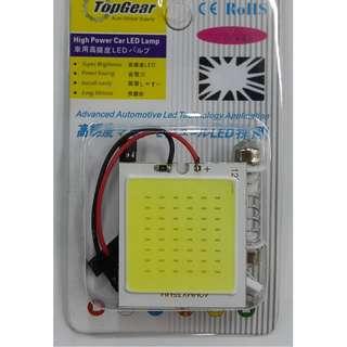 🚚 COB-48晶體燈板 車內燈 室內燈 閱讀燈 車廂燈 後車廂燈 非LED ALTIS 11代 11.5代